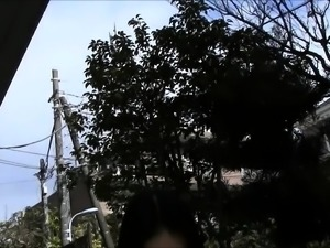 Cute Asian babe sucks a hard pole before getting nailed deep