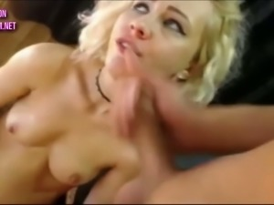 Instant hard on when she took that cock in her filthy mouth