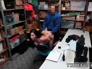Sex with a male police officer first time Apparel Theft