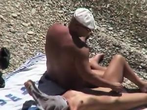 Public mature nude beach sex