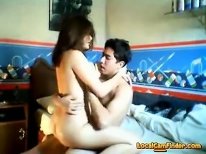 Webcam sex couple from the Philippines