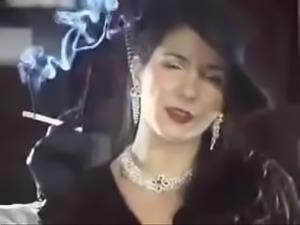 Nikki, Smoking Fetish Girl.