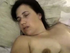 SILF holly haris from  birmingham fingering her shaved cunt
