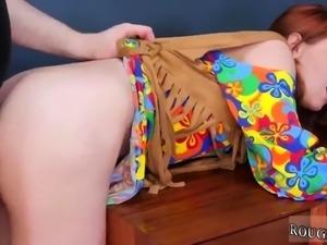 Blonde teen big tits heels Hatefuck my hippie asshole