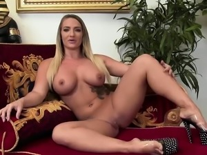 Amazing chick gets a big black cock