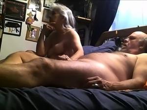 Stacked amateur granny gets the hard drilling she deserves