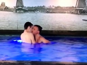 Exciting young boys engage in hot anal sex in the shower