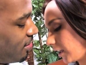 Anal Slut Carina Roman Cheats With Black Dick