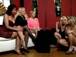 Lots of huge breasted sluts including Vanessa Videl gonna fuck one buddy