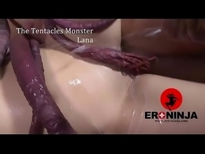 The Tentacles Monster Lana