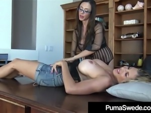 Nymphomaniac Puma Swede Tricked By Nympho Dr Arielle Ferrera