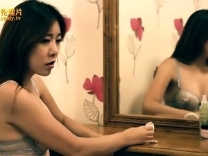 Stunning Korean wife with perky boobs needs to get fucked