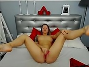 Indian College Girl CuteLiveGirls.com Perfect Russian Toyplaying E1