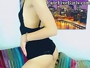 Asian College CuteLiveGirls.com Amazing Cam Girl Private E1