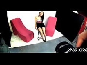 Thia angel strips off on livecam