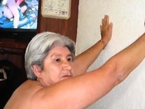 HelloGrannY Amateur Latin Grandmas Compilation