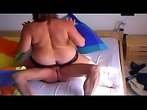 Horny Lady Gets A Lot Of Sperm Into Her Wet Hole