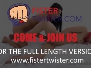 Fistertwister - Arwen Lexi Dona - Anal Fisting Porn
