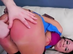 Teen solo plug xxx Fuck my ass, bang my head EXTREME!