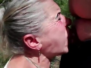 FCH 03 - Used whore throat and facial by forester fat cock