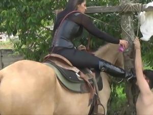 Riding punishment