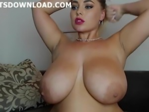 Giant big boobs