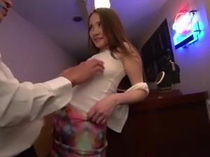 Quite buxom partying Japanese nympho Misuzu Tachibana wanna ride dick