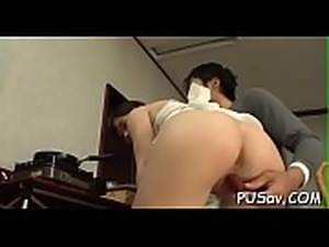 Horny slut with big tits rides on hard knob gets fucked hardcore