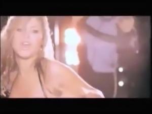Holly Valance One Hot Singer