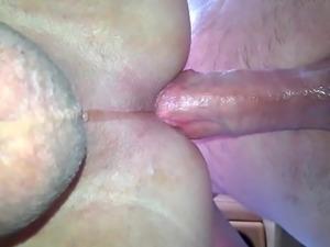 slowly fucks close up