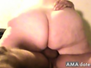 My GF Cumming On Cock While Blowing My Load In Her Wet Pussy
