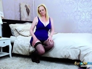 EuropeManturE Hot Mature Lady Suzie