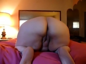 Amateur fat whore get fucked in the ass
