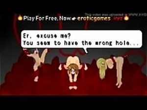 Three Sluts Waiting to be Fucked and Rescued Erotic Game - EroticGames.xyz