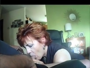 wife drowns sucking and I fuck puppy style