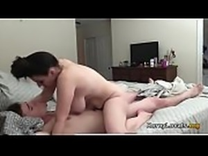 Teen fucking at home