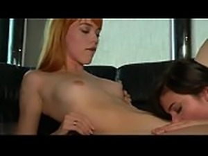 GIRLS GONE WILD - Two teen Lesbians Means Trouble part 2