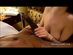 Wife with black boyfriend