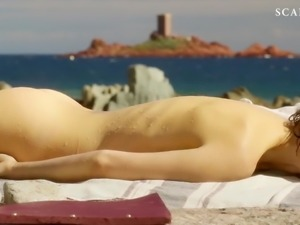 Natalie Portman Naked Ass Scene on ScandalPlanetCom