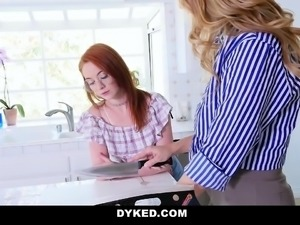 Dyked - Teen Gets Seduced By Older Woman