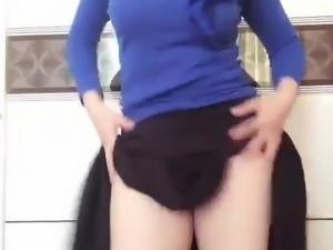Hijab sexy dance