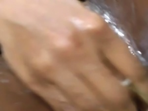 Hot big boobs chubby ebony mom pounded by a big black cock