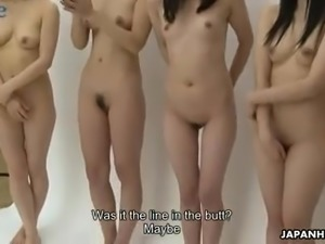 Check out sex marathon with lots of all natural and horny Japanese sluts