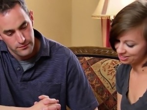 Married couple interviewed for swingers tv