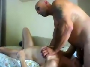 Insatiable mature blonde enjoying hardcore sex on webcam