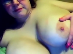 Big Boob assault by this BBW (just tits)
