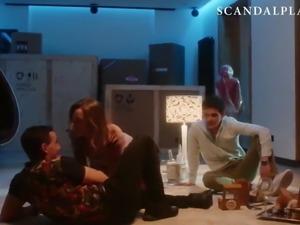 Ester Exposito Threesome Compilation On ScandalPlanet.Com