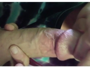 Breanne Close up BJ