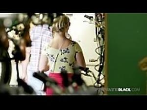 Private-Black - Bambi Bella &amp_ Crystal Swift Fuck Black Cock!