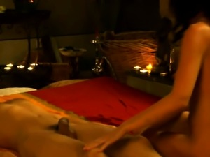 Prostate Massage Plus for lucky man
